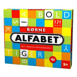 Image of Børnealfabet
