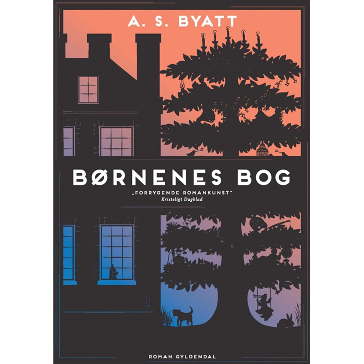 Image of   Børnenes bog - Paperback