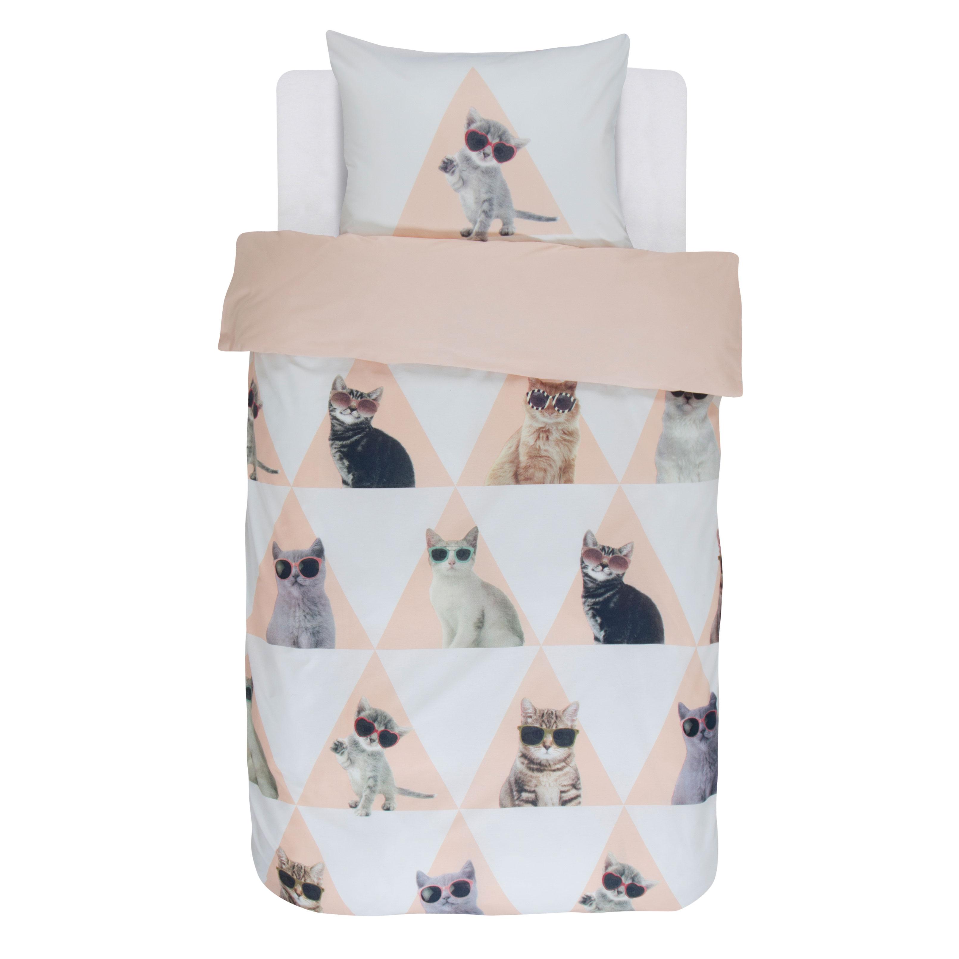 Image of   Børnesengetøj - Covers & Co - Cool Cats