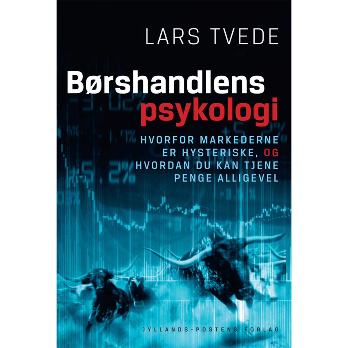 Billede af Børshandlens psykologi - Indbundet