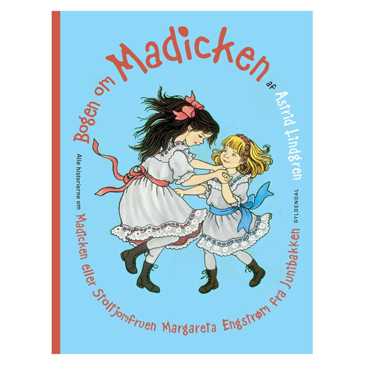 Image of   Bogen om Madicken - Indbundet