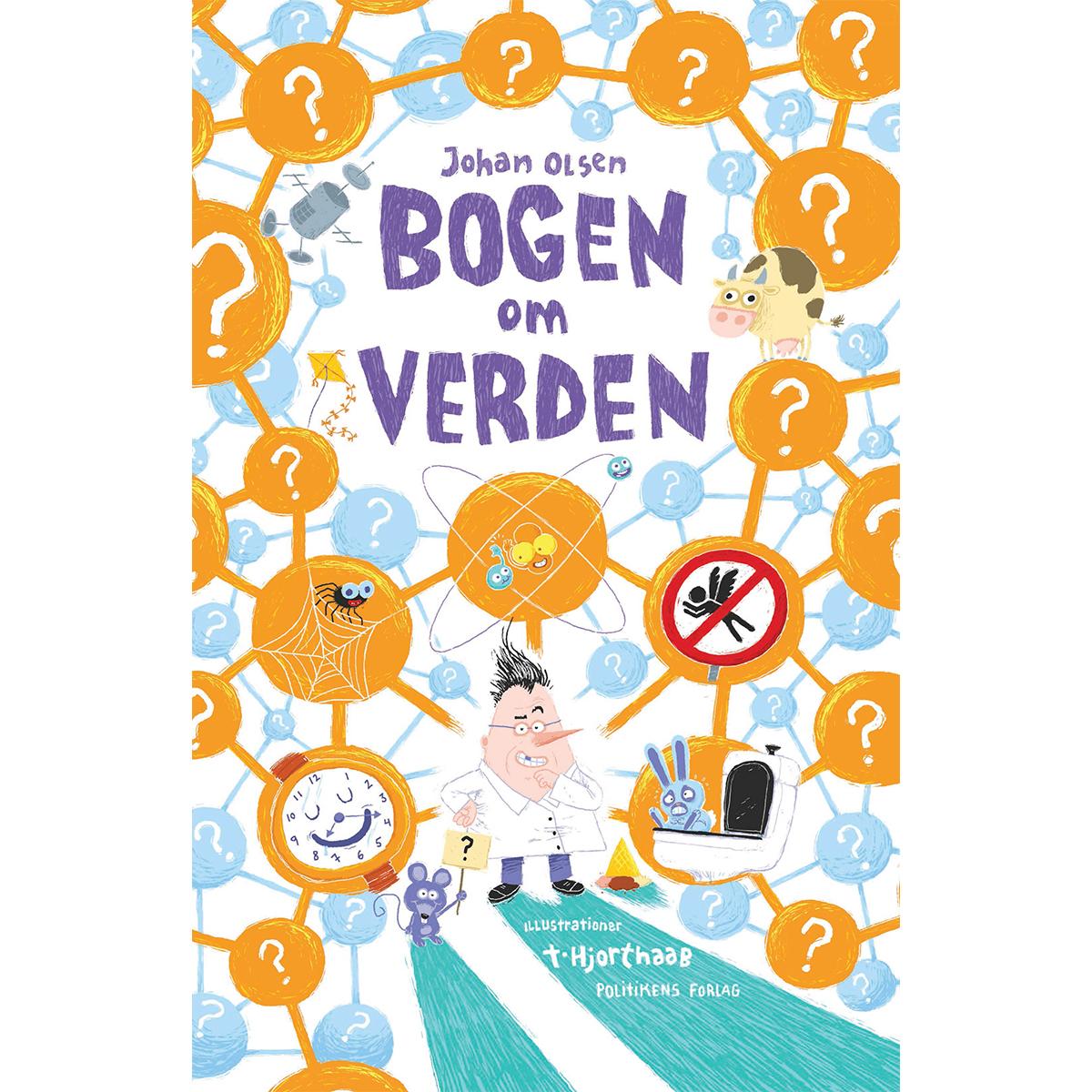 Image of   Bogen om verden - Indbundet