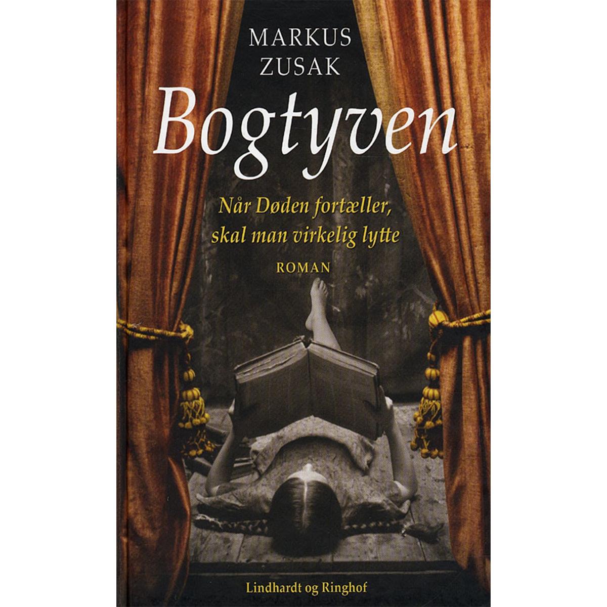 Image of   Bogtyven - Indbundet