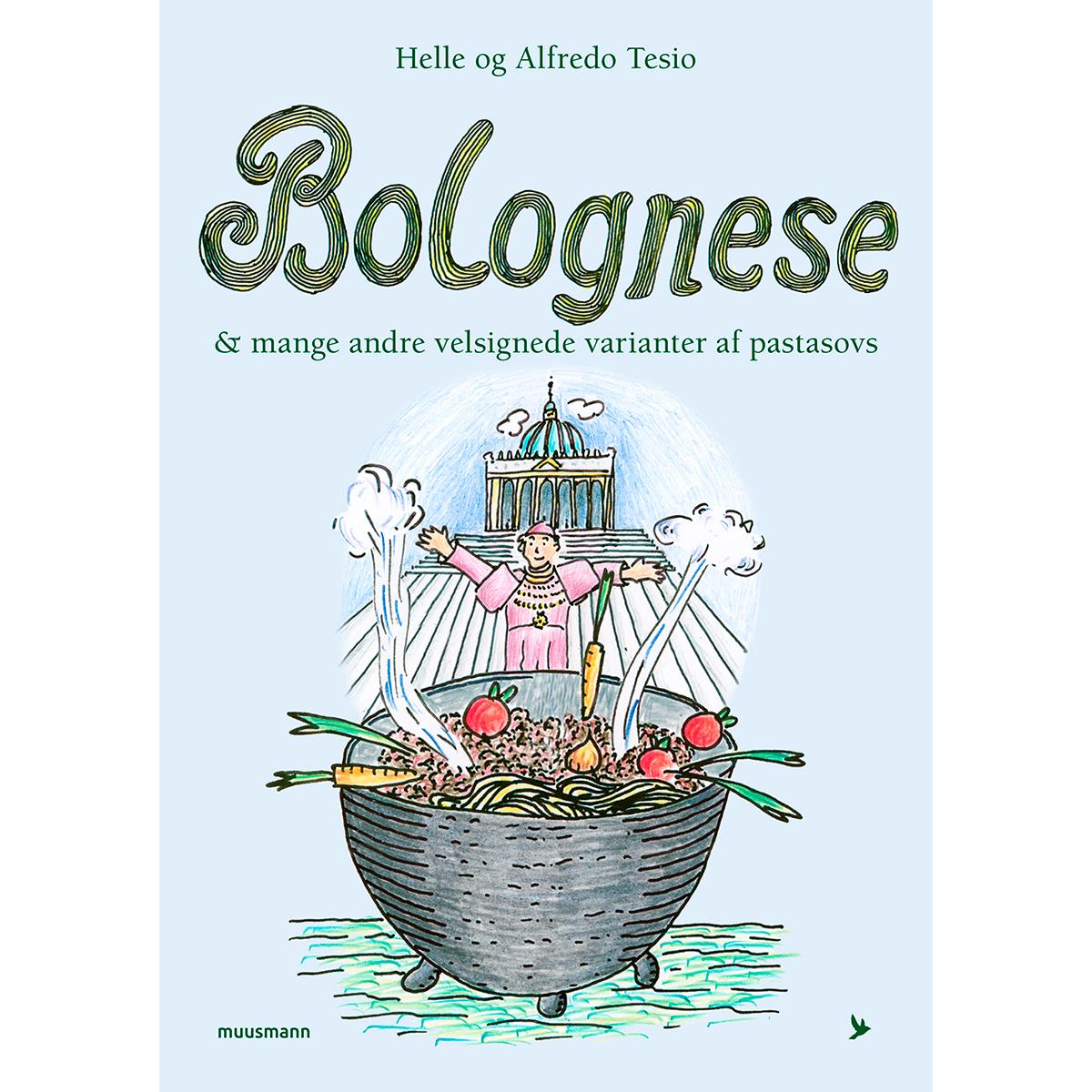 Image of   Bolognese - Hardback