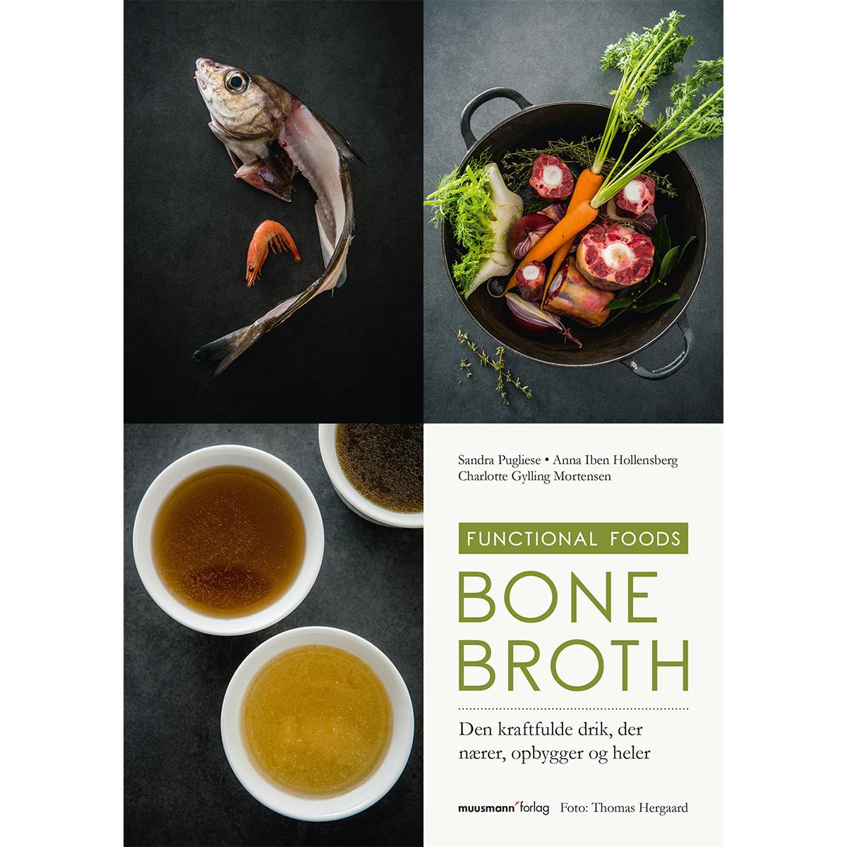 Image of   Bone broth - Paperback