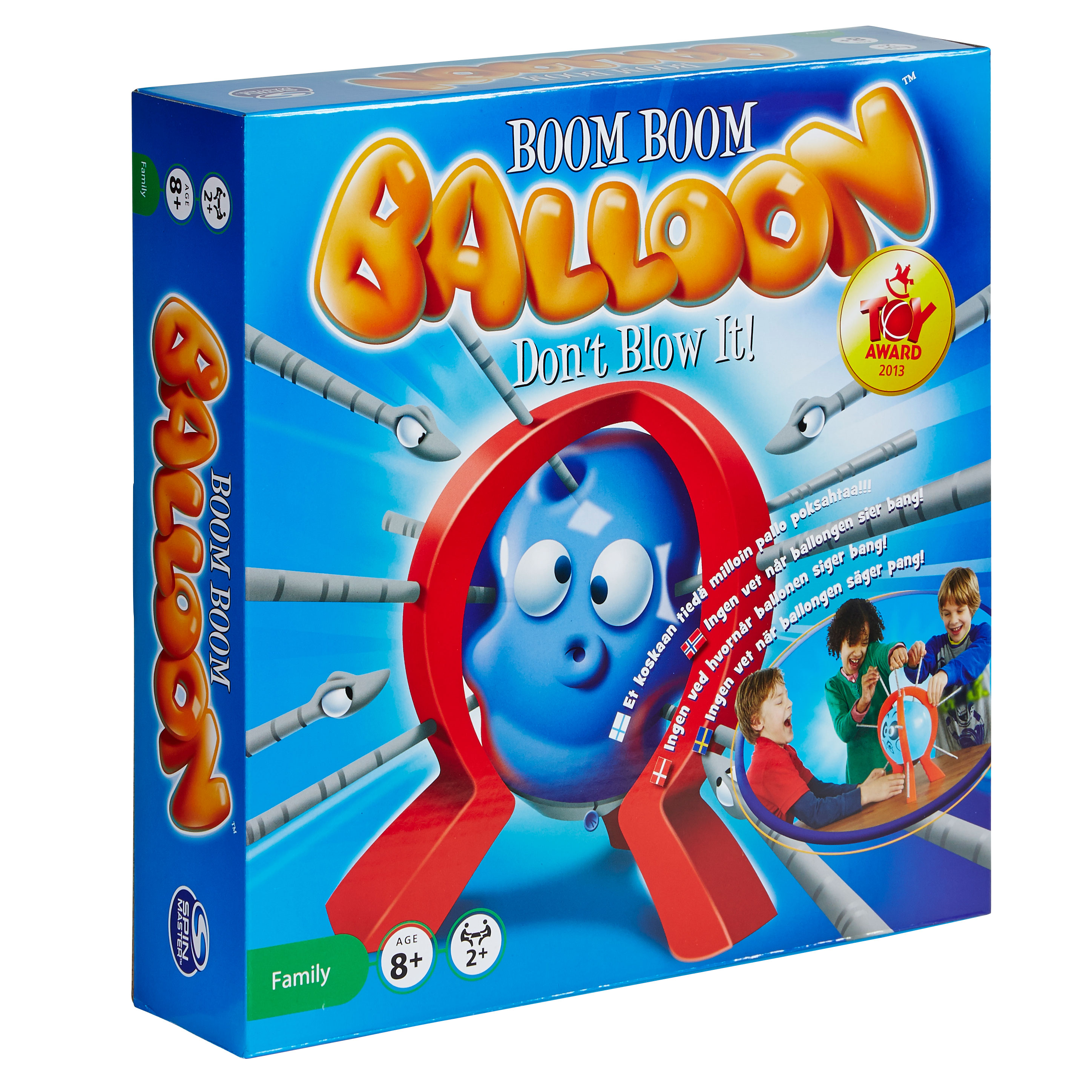 Image of   Boom Boom Balloon