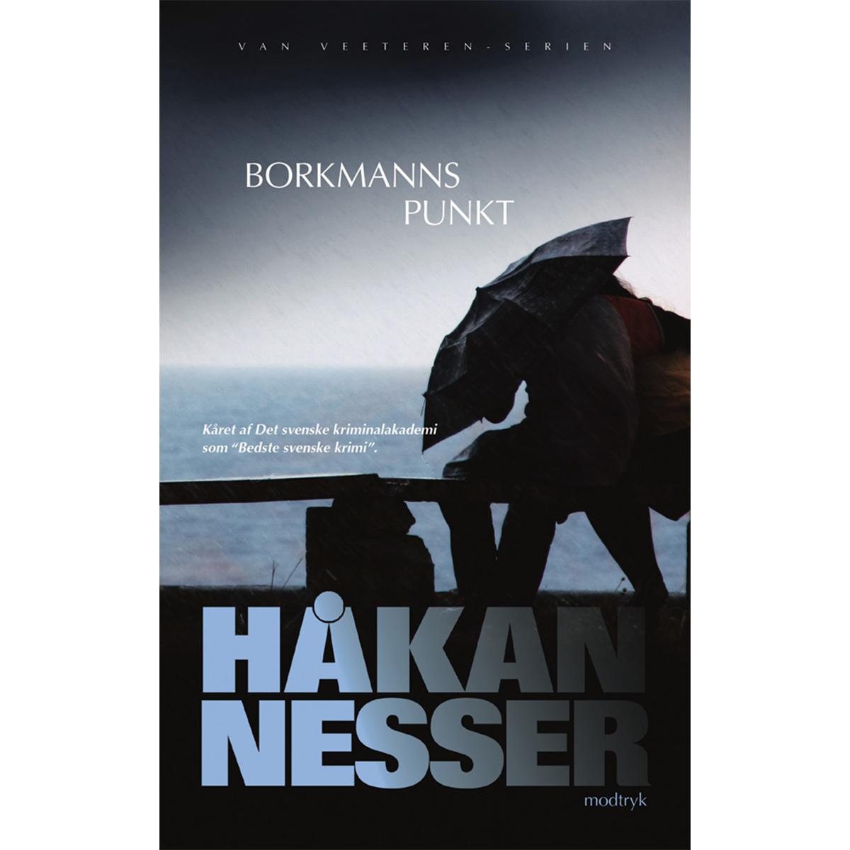 Image of   Borkmanns punkt - Van Veeteren 2 - Paperback