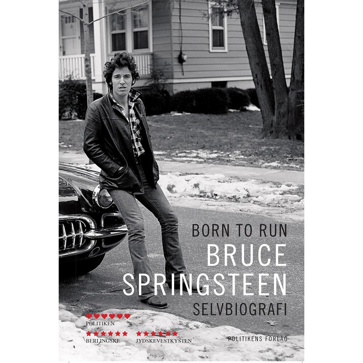 Billede af Born to run - Indbundet