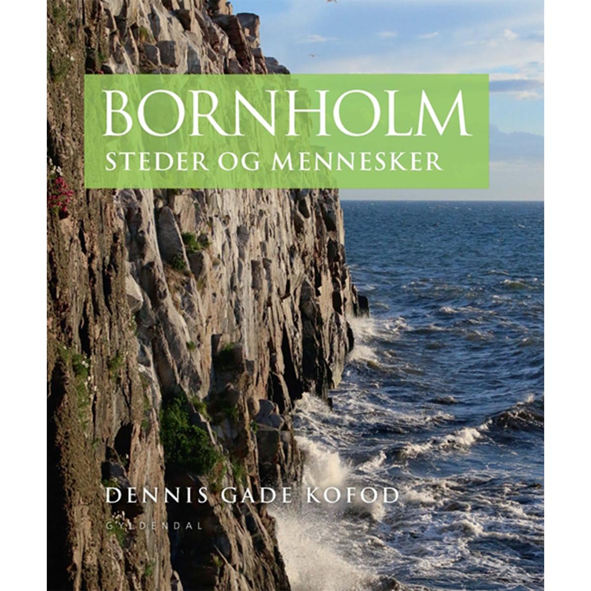 Image of   Bornholm - steder og mennesker - Indbundet