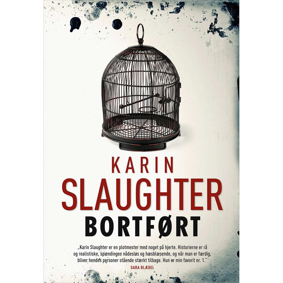 Image of   Bortført - Paperback