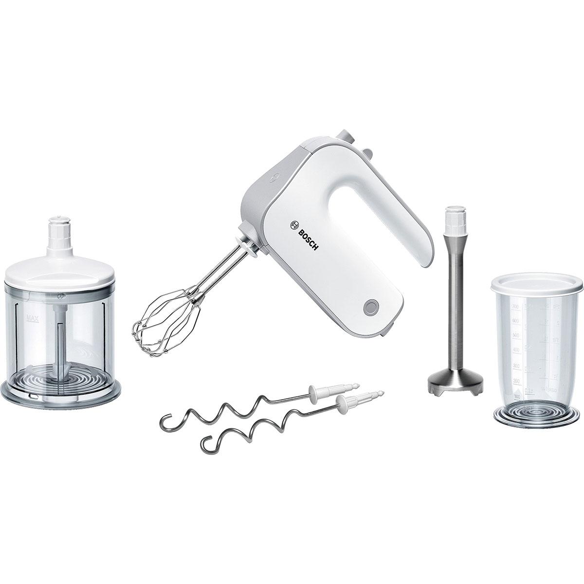 Bosch håndmixer - MFQ4080 - Hvid