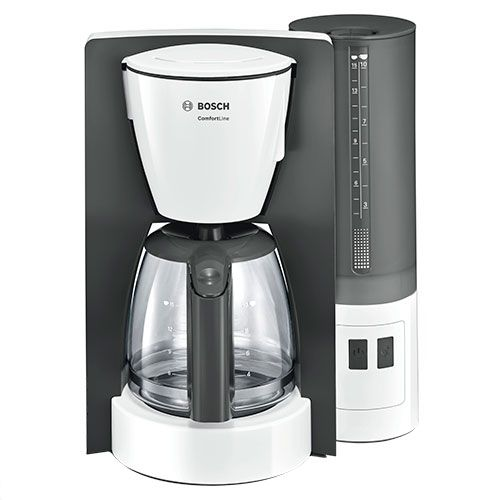 Bosch kaffemaskine - TKA6A041 - Hvid Bedst i test - Forbrugerrådet Tænk - Coop.dk