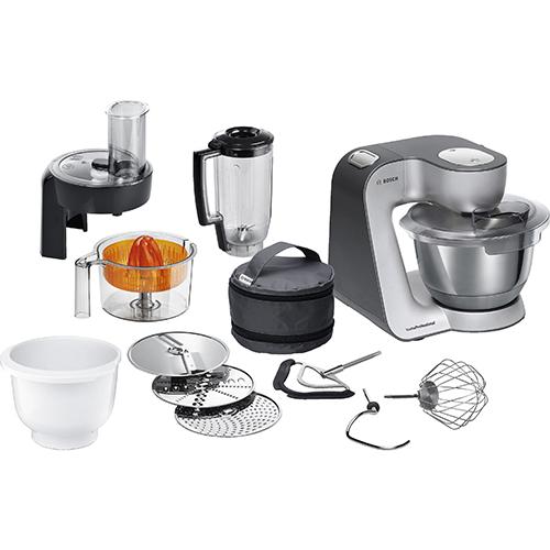 Image of   Bosch køkkenmaskine - MUM 59343 - Sølv