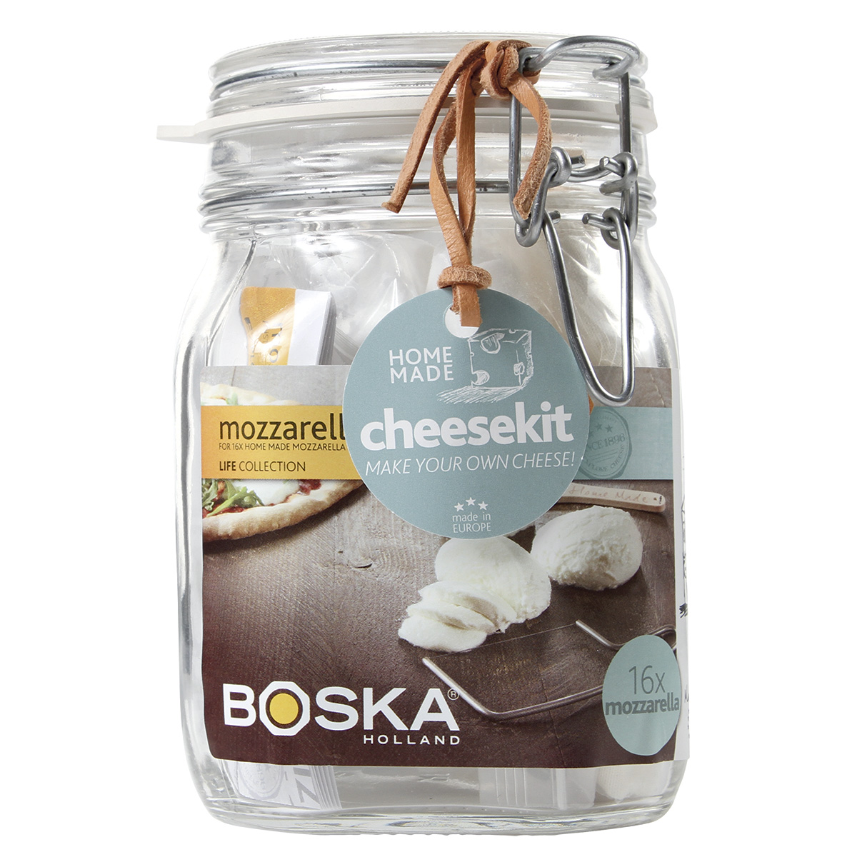 Boska Home mozzarella starter-kit