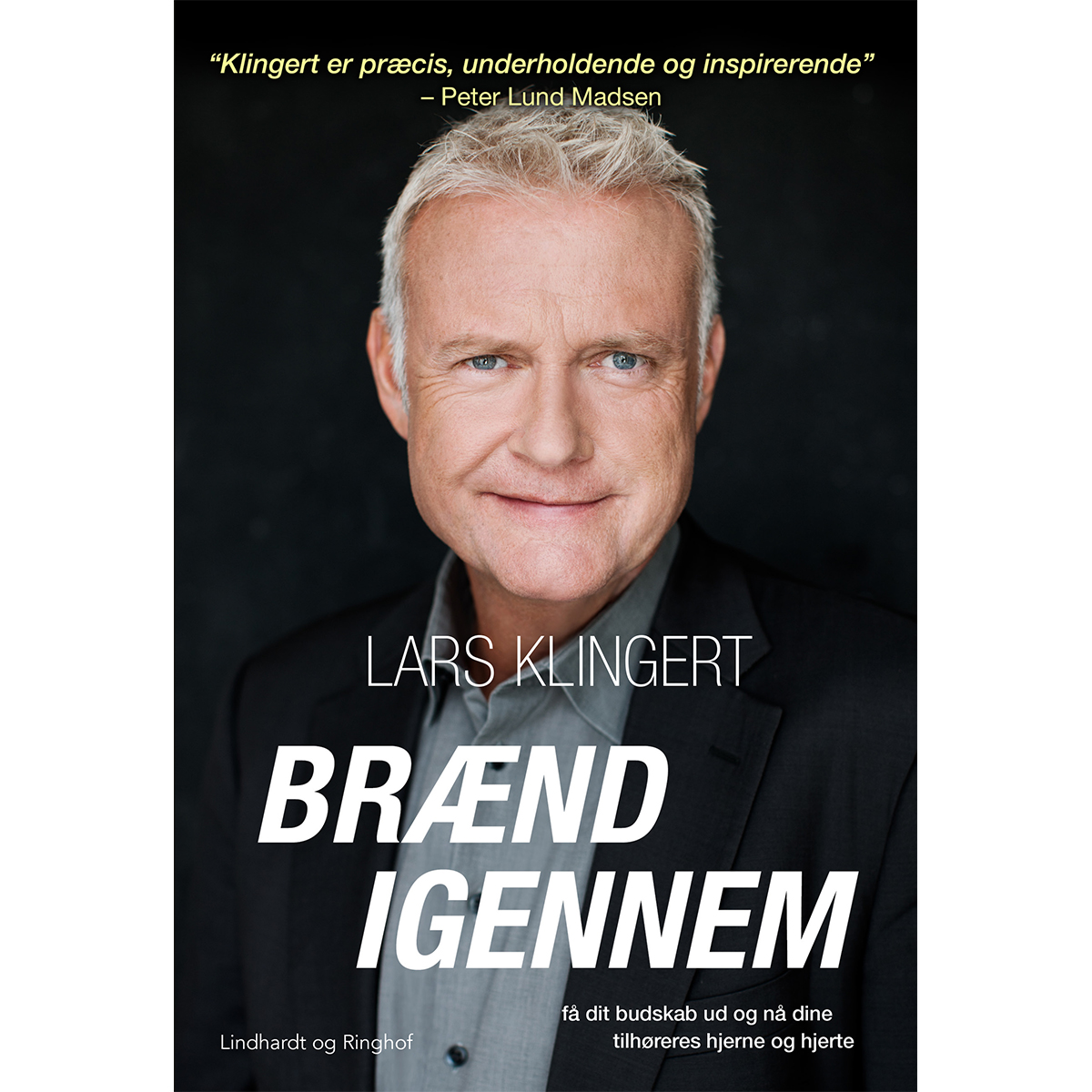 Image of   Brænd igennem - Indbundet
