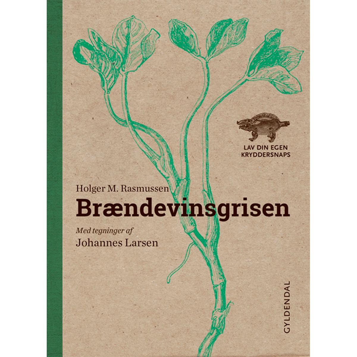 Image of   Brændevinsgrisen - Indbundet