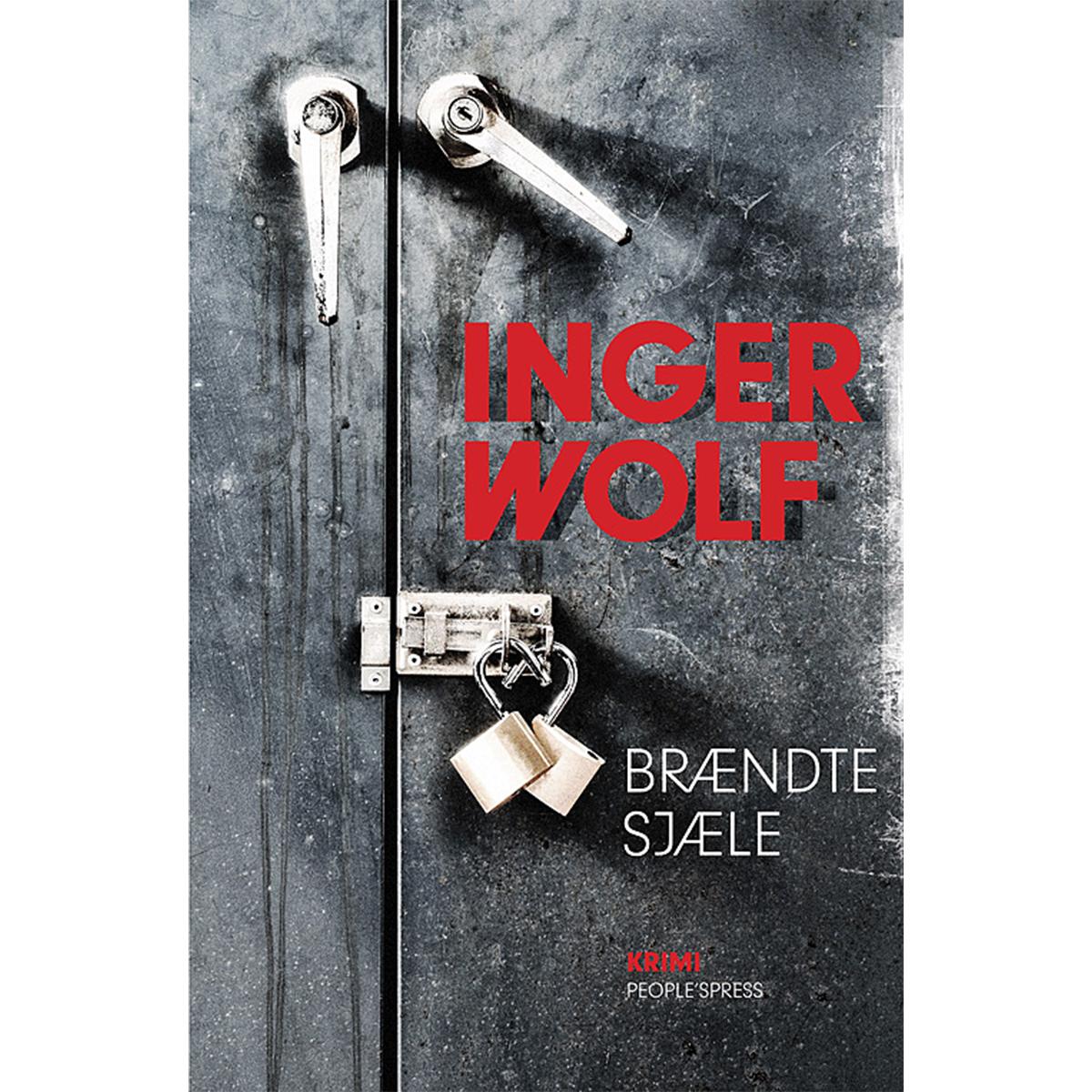 Image of   Brændte sjæle - Paperback