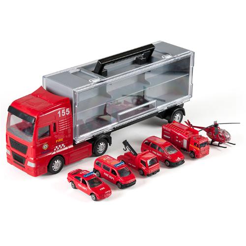 Image of   Brandvæsen autotransporter