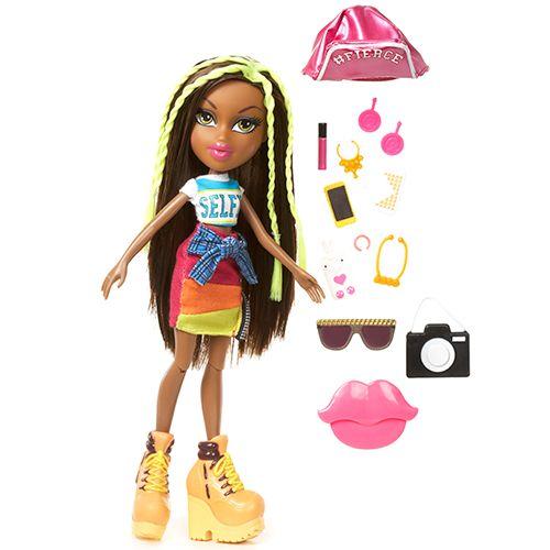Bratz #Selfiesnaps dukke Sasha Med nyt hår og selfie ...