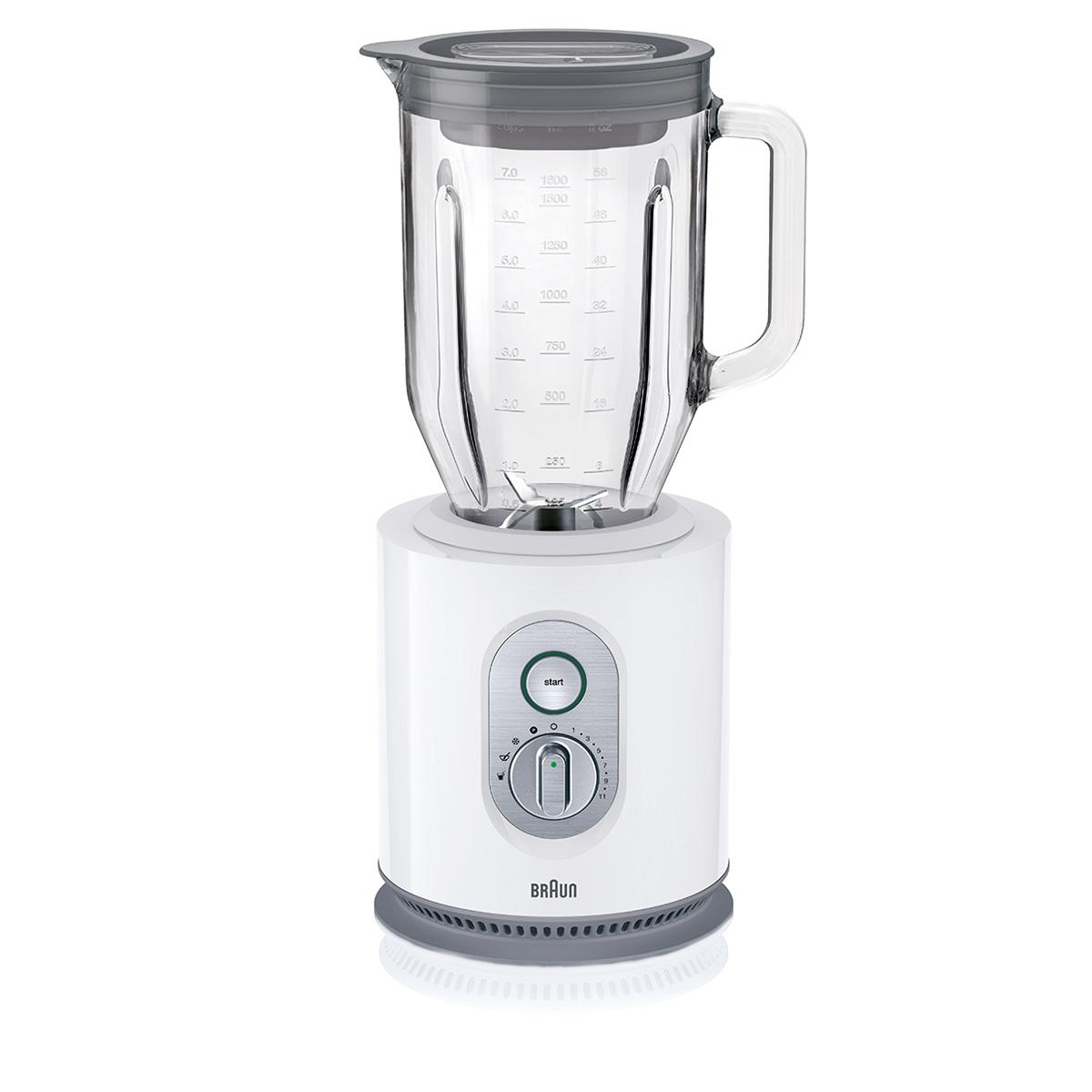 Image of   Braun blender - JB5160WH - Hvid