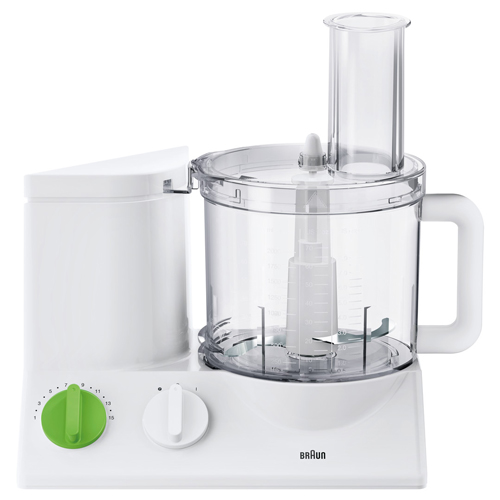 Braun foodprocessor - TributeCollection FP3020 - Hvid