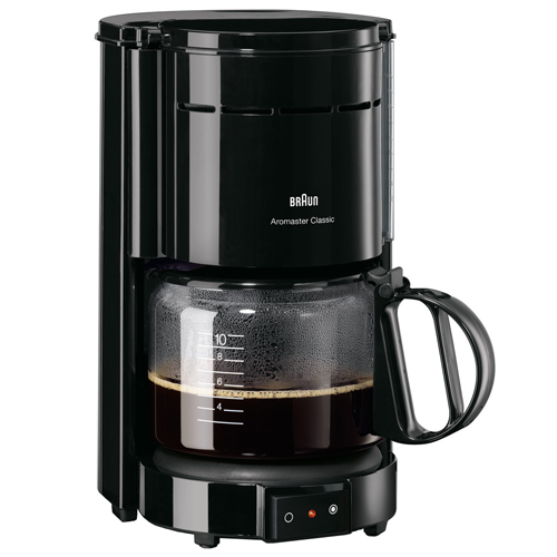 Image of   Braun kaffemaskine - Aromaster Classic KF47 - Sort