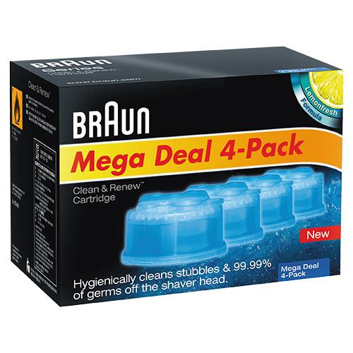 Braun rensepatron - Refill CCR4 Cartridge