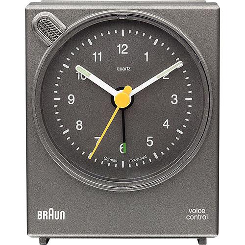 Braun vækkeur - BNC004GY - Grå