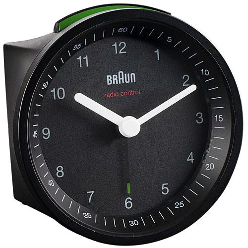 Braun vækkeur - BNC007BK - Sort
