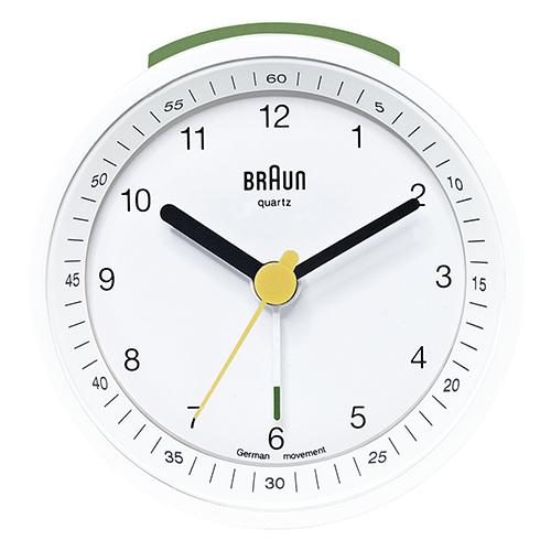 Braun vækkeur - BNC007WH - Hvid