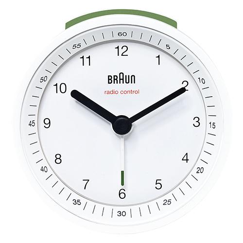 Braun vækkeur - BNC007WH-RC - Hvid