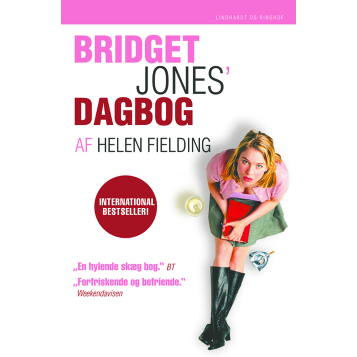 Image of   Bridget Jones dagbog - Paperback