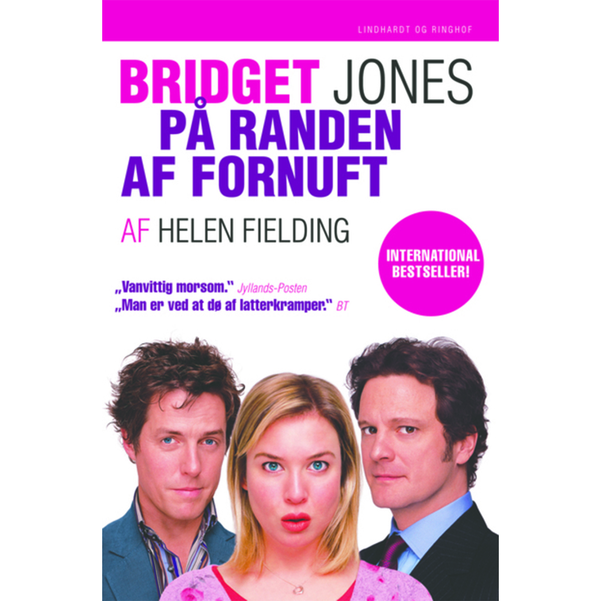 Image of   Bridget Jones - På randen af fornuft - Paperback