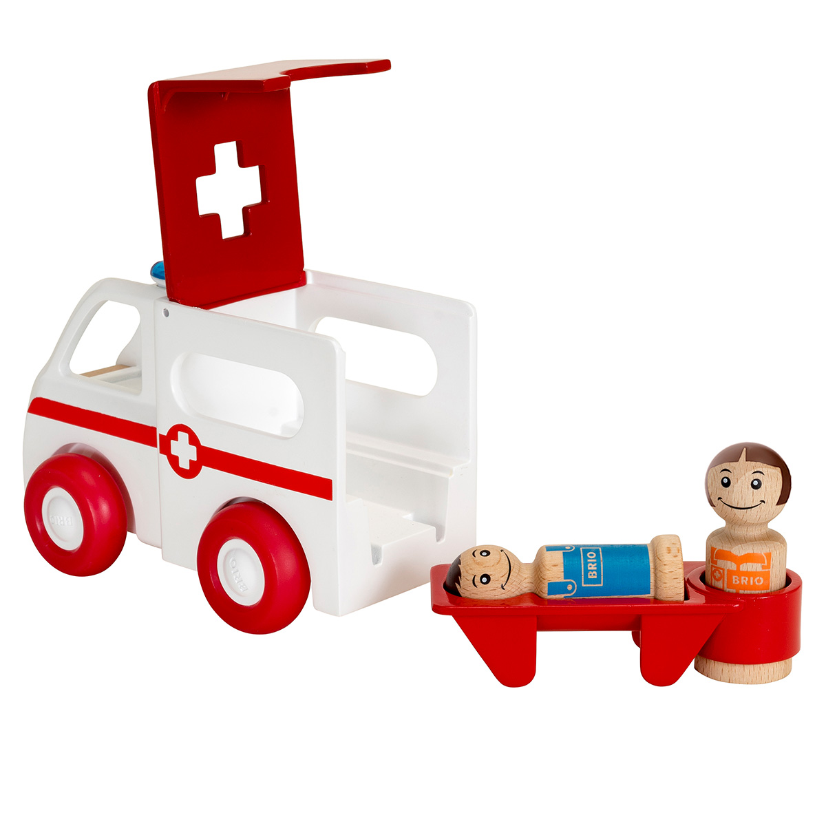 Image of   BRIO ambulance