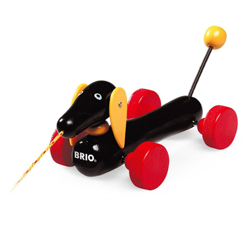 Image of   BRIO dachsie gravhund - Lille