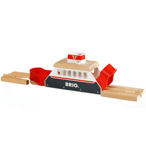 Image of   BRIO færge med lys og lyd