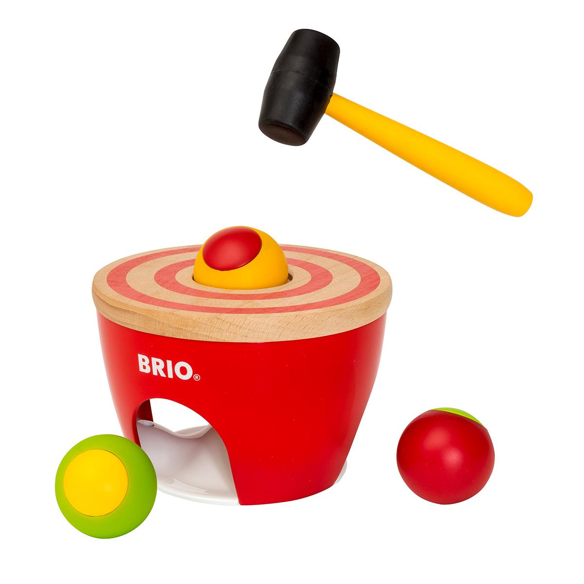 Image of   BRIO hammerboks