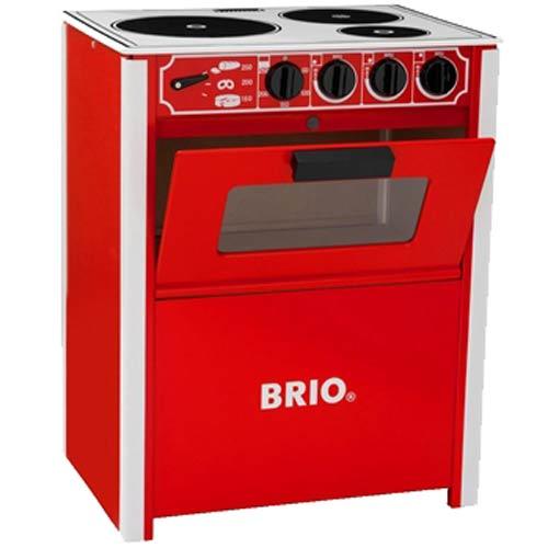 Image of   BRIO komfur - Rød