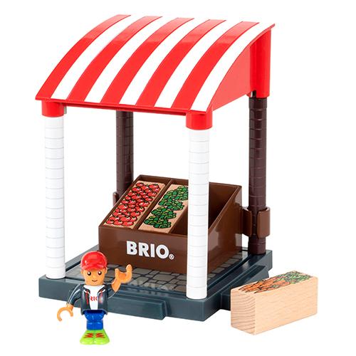 Image of   BRIO markedsbod