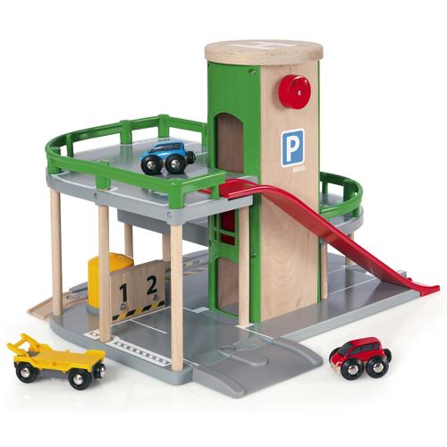 Image of   BRIO parkeringshus