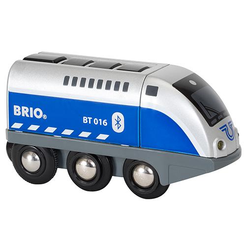 Image of   BRIO tog med app-styring