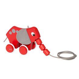 Brio træk-selv elefant