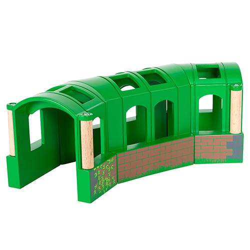 Image of   BRIO tunnel - 3 dele