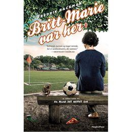Image of   Britt-Marie var her - Paperback