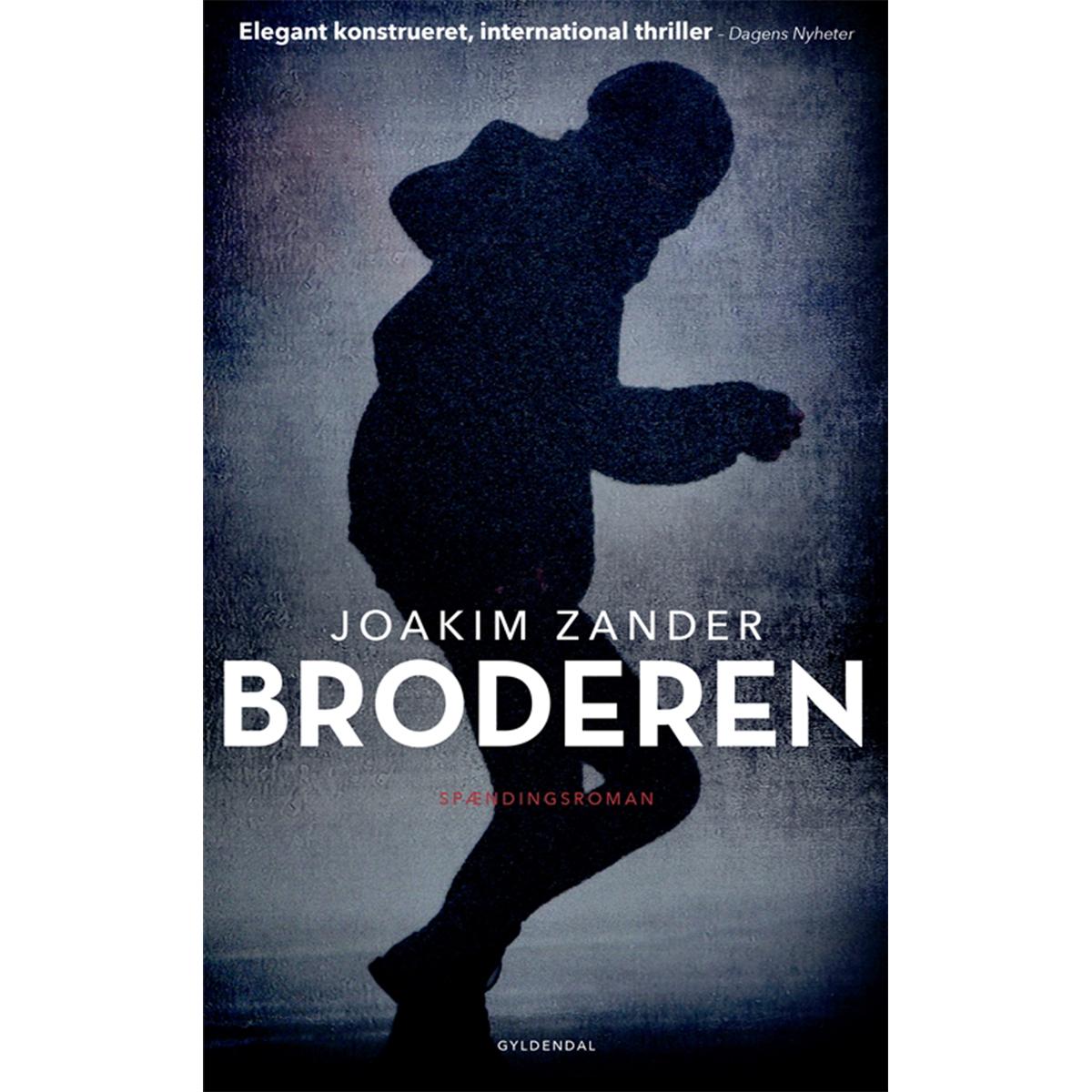 Image of   Broderen - Indbundet