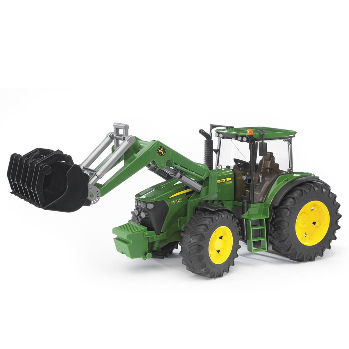 Bruder John Deere traktor