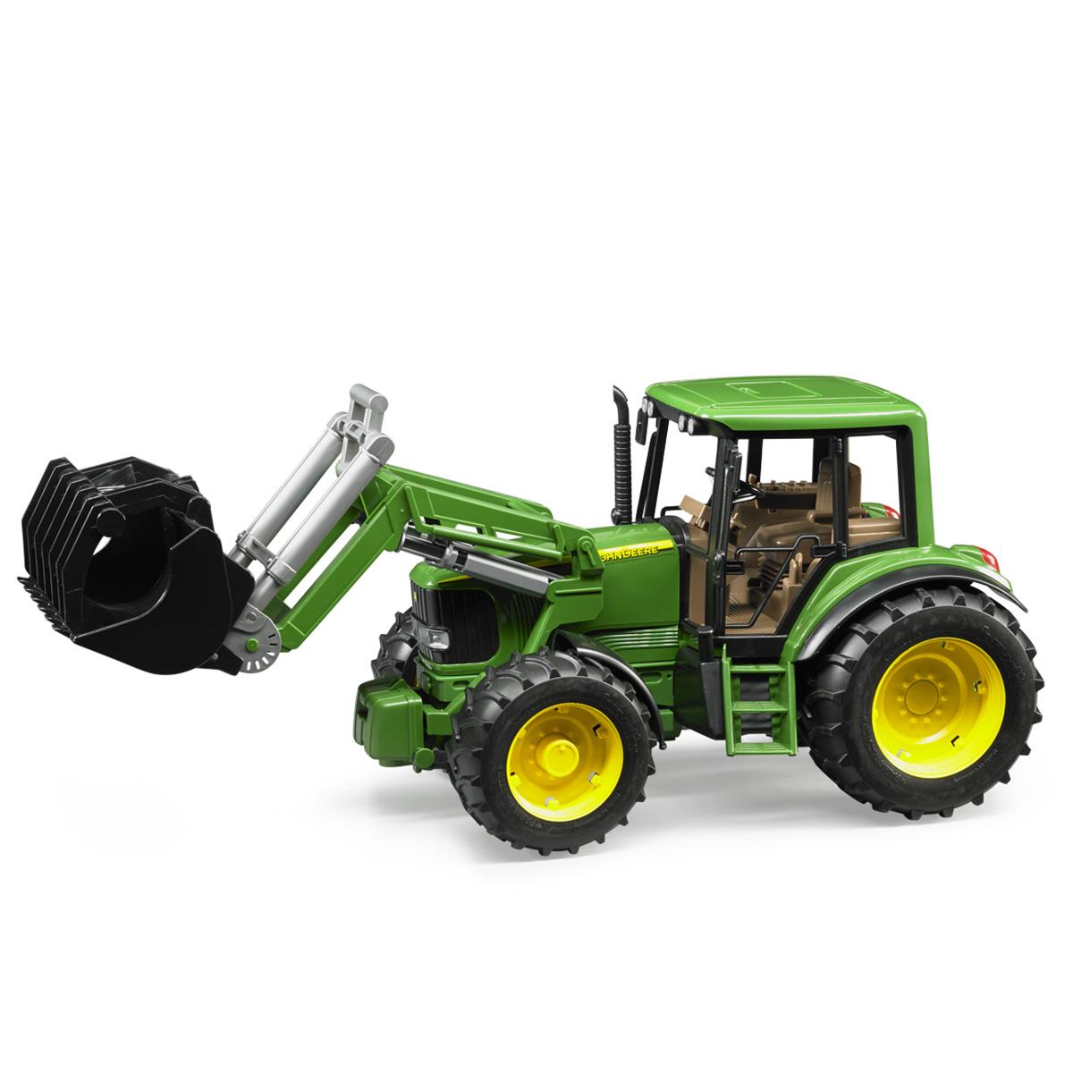 Image of   Bruder John Deere traktor