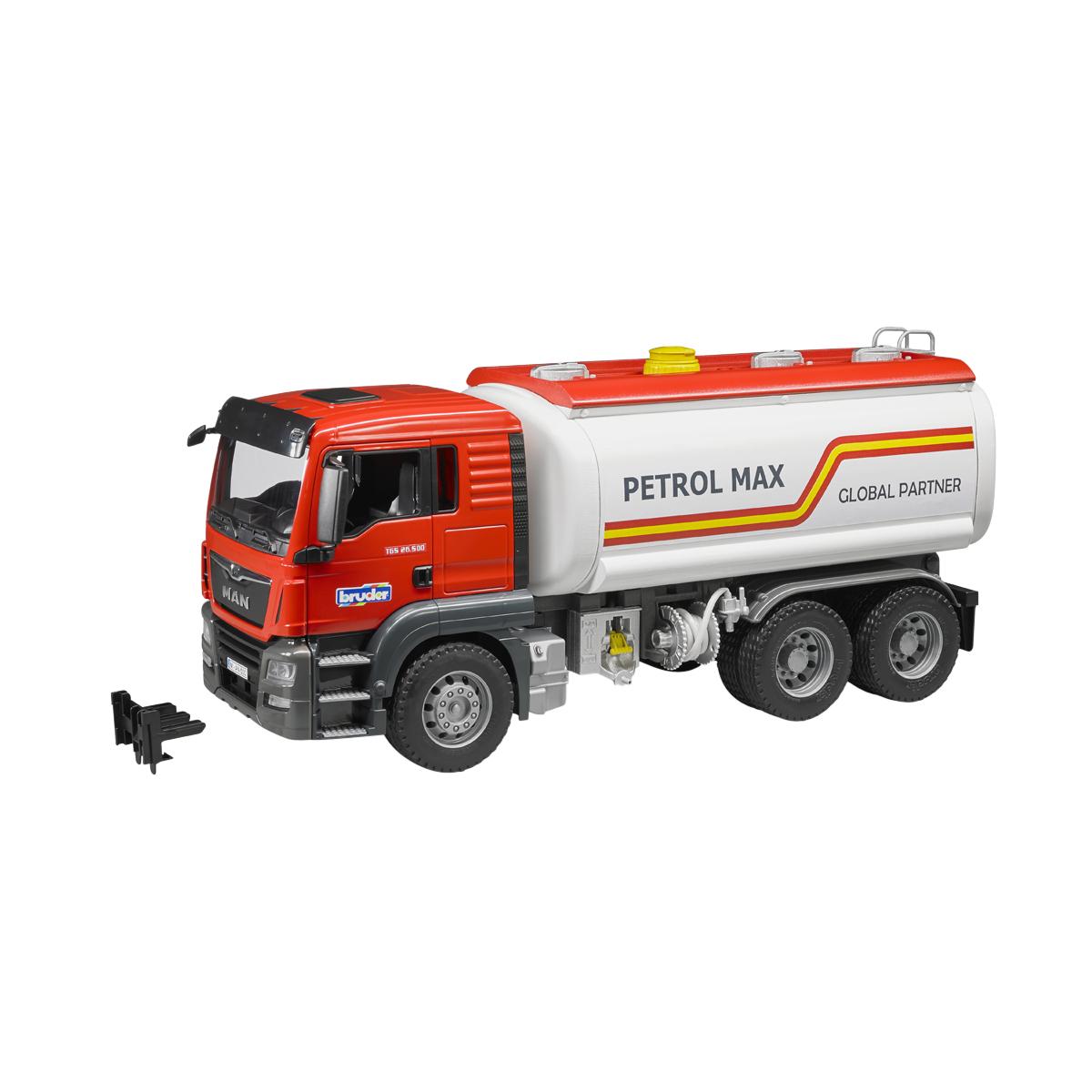 Image of   Bruder MAN tankbil - TGS