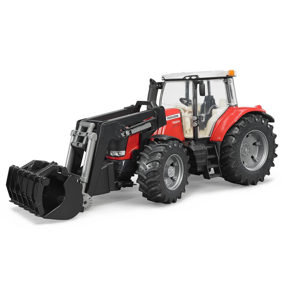 Image of   Bruder Massey Ferguson traktor