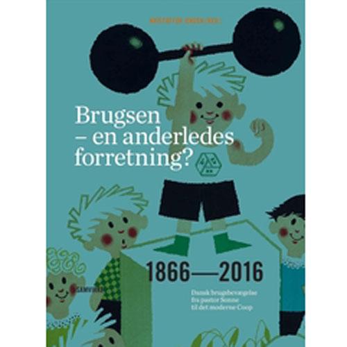Image of   Brugsen - en anderledes forretning? - Indbundet